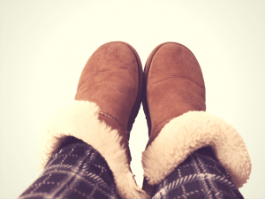 Autumn Content Ideas - Slippers