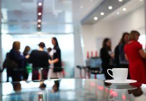 Autumn Content Ideas - Business Exhibition